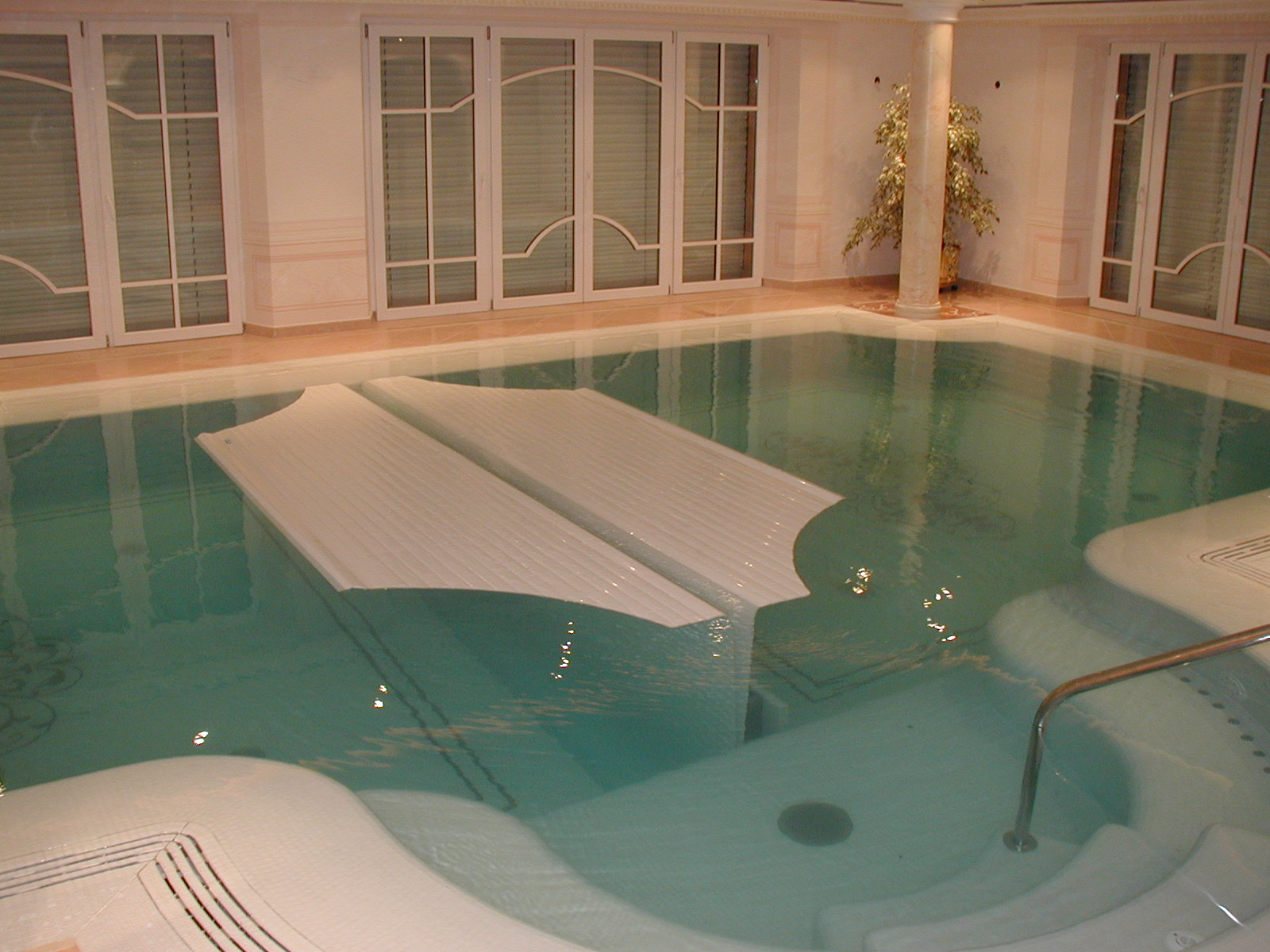 3d swimming pool design software. indoor rigid slatted automatic pool cover covertech grando ibs8 1 3d swimming design software a